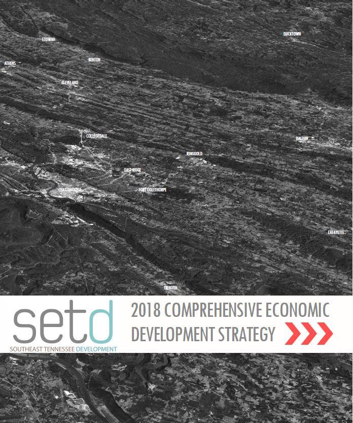 2018 Comprehensive Economic Development Strategy (CEDS)