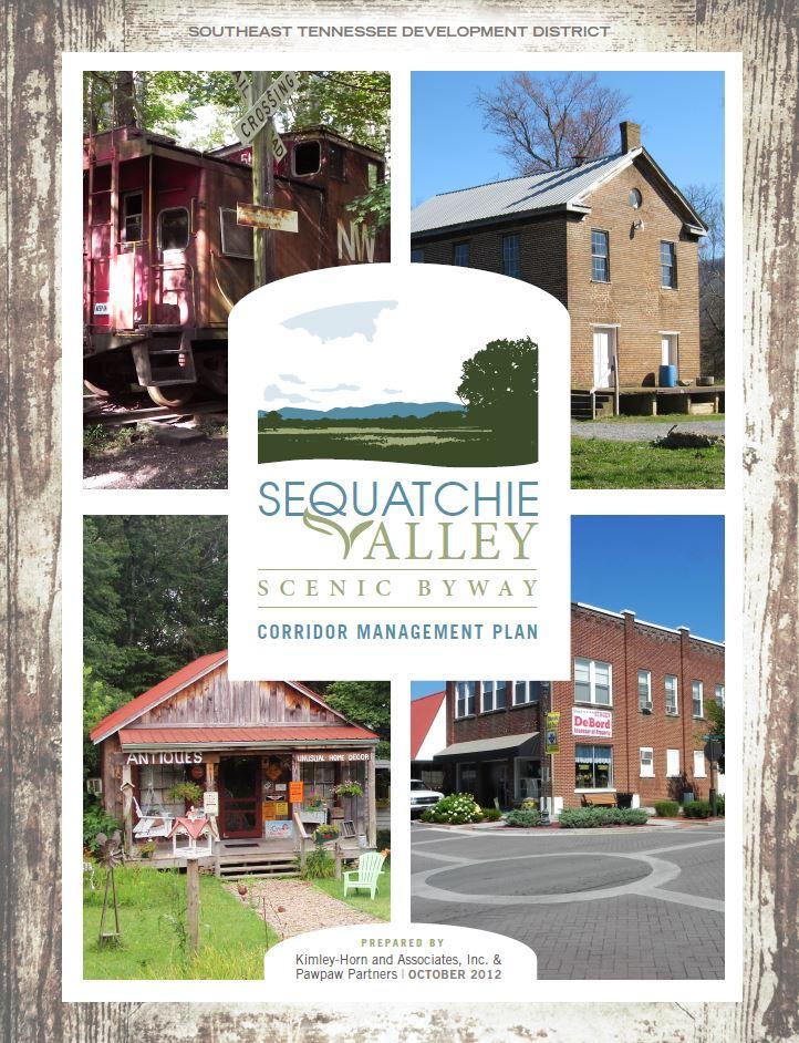 Sequatchie Valley Byway Corridor Management Plan