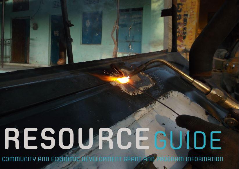 SETD Community and Economic Development Resource Guide