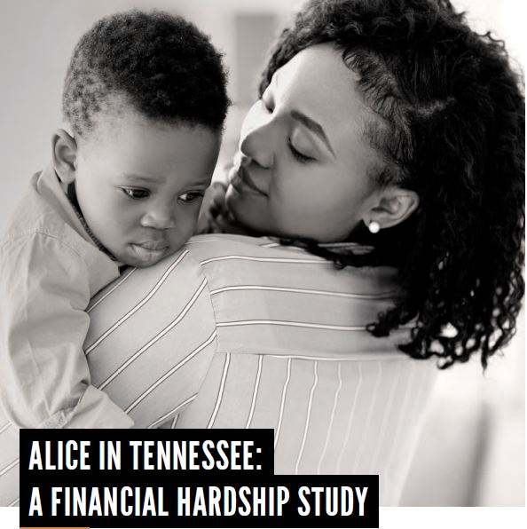 ALICE Report – Tennessee 2019
