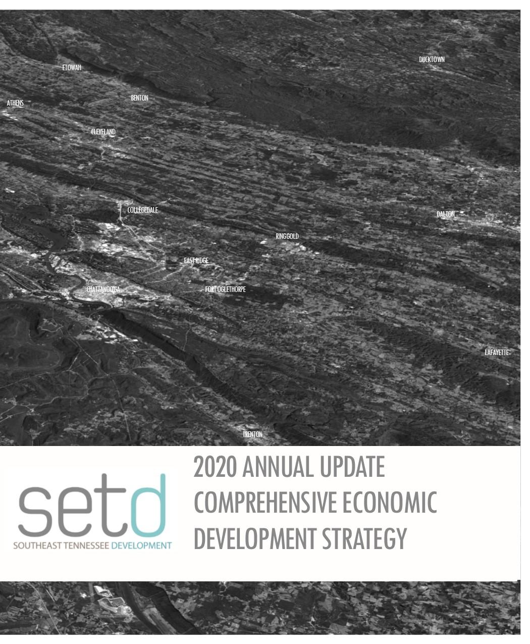 2020 CEDS – Comprehensive Economic Development Strategy